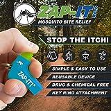 Nie mehr juckende Mückenstiche - Zapperclick der Mückenstich Heiler Mosquito Bits - 2