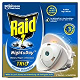 Raid Night & Day Trio Insekten Stecker