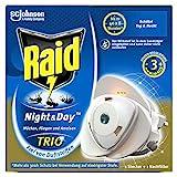 Raid Night & Day Trio Insekten Stecker