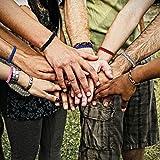 AYOUYA Mückenschutz Armband, 12 Stück Wiederverwendbar Insektenschutz-Armband Natürlich Öl Mückenschutz Anti Moskito Armband für Outdoor Indoor Kinder Erwachsene - 7