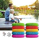 Mückenschutz Armband (14 Stück) Mückenarmband Armbänder zum Schutz gegen Mücken Camping wandern Zubehör für Kinder und Erwachsene - 5